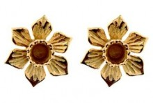 Daffodil Stud Earrings DS3