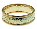 Celtic Wedding Ring (CW6DL)